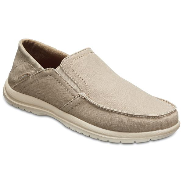 Crocs - Men's Santa Cruz Convertible Slip-On Shoes
