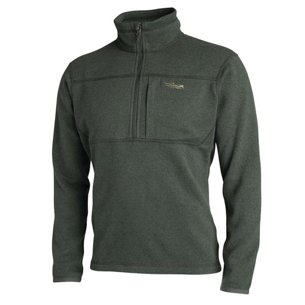 Sitka - Men's Fortitude Half-Zip Polar