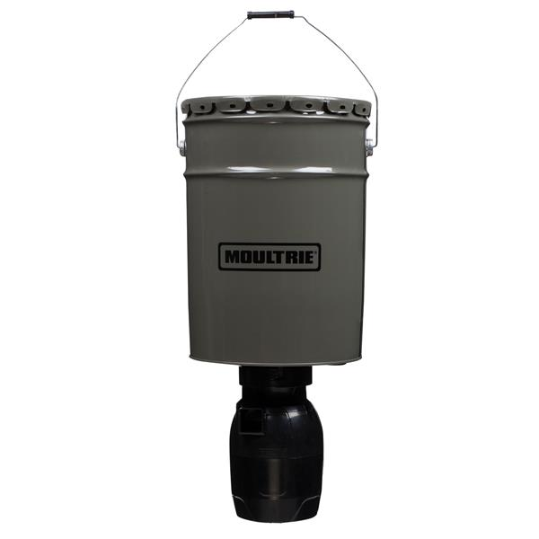 Moultrie - Directional Hanging Feeder 6.5 Gal