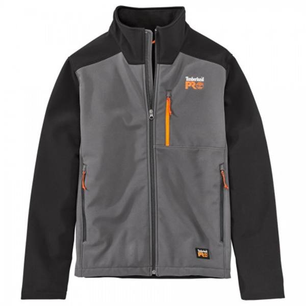 085f013778 Men's Power Zip Windproof Softshell Jacket - Timberland PRO | Latulippe