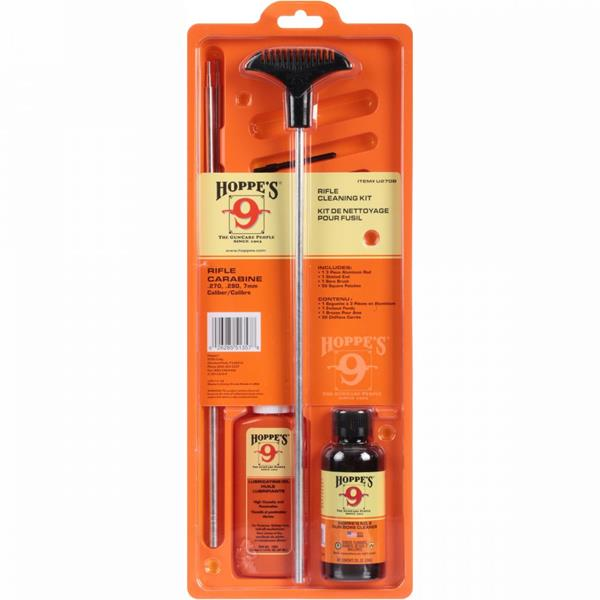 Hoppe's 9 - Rifle and Shotgun Cleaning Kit