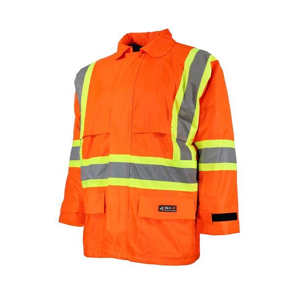 10/4 Job - Men's Waterproof Jacket 87-R-99-1-OR