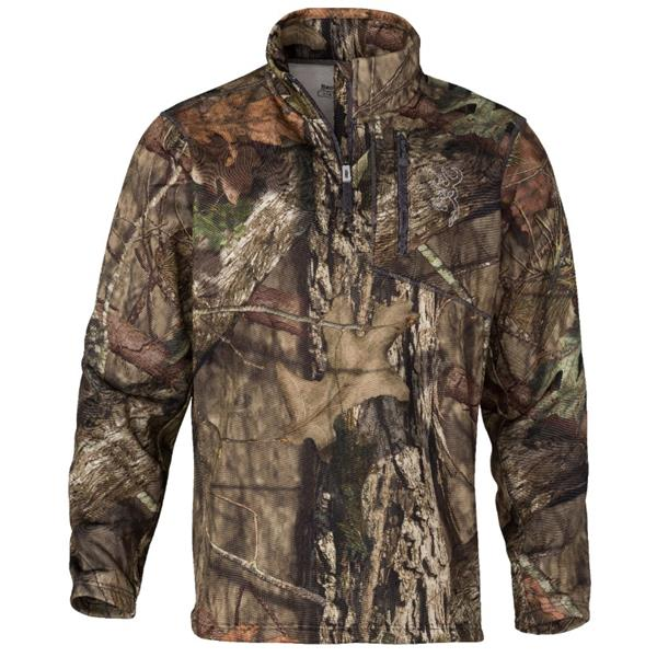 Browning - Men's Alacer-WD 1/4 Zip Pullover