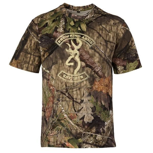 Browning - T-shirt Buckmark Graphic pour homme