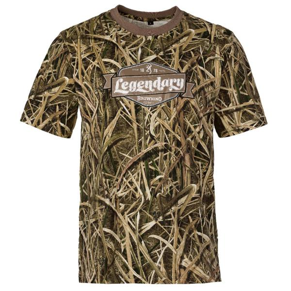 Browning - T-shirt Graphic Legendary pour homme