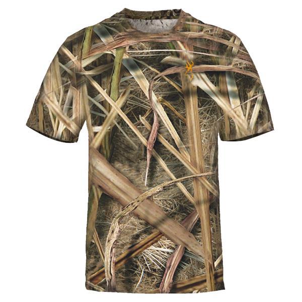 Browning - Men's Wasatch-CB T-Shirt