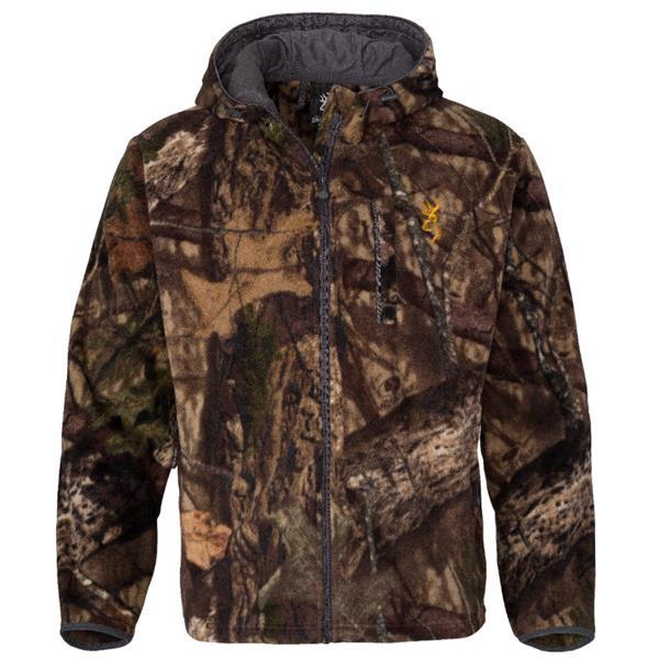 Browning - Men's Wasatch-CB Fleece Jacket