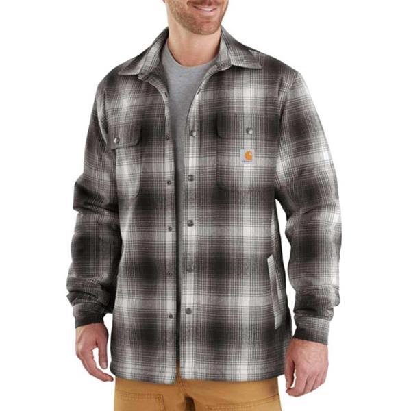Carhartt - Men's Hubbard Sherpa Lined Shirt