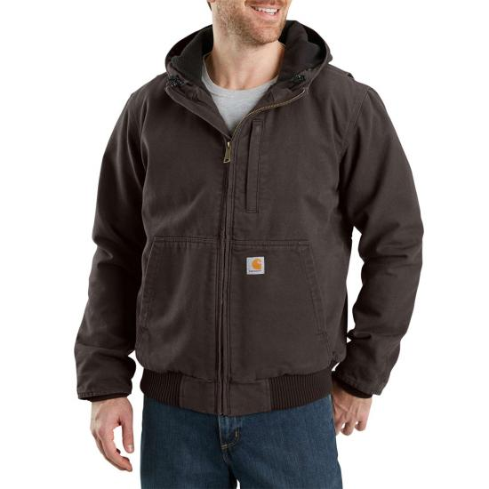 Noir Carhartt Swing Manteau Armstrong Full Active Pour Homme Ex0HRxqwr