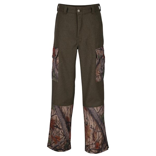 Big Bill - Men's Camouflage Merino Cargo Pants