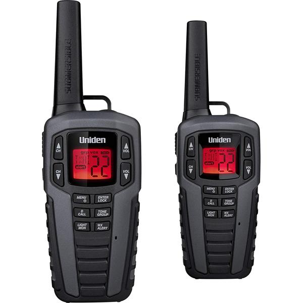 Uniden - Pack of 2 Uniden GMRS