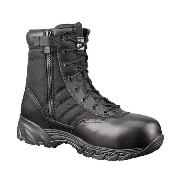 Original S.W.A.T. - Bottes de sécurité CSA Safety Sidezip Waterproof pour homme
