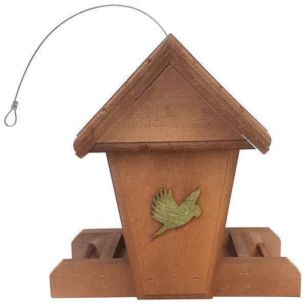 Vallée Verte - Mangeoire pour oiseaux sauvages MP4
