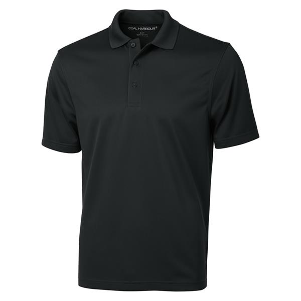 The Authentic T-Shirt Company - Coal Harbour Snag Proof Power Sport Polo Shirt