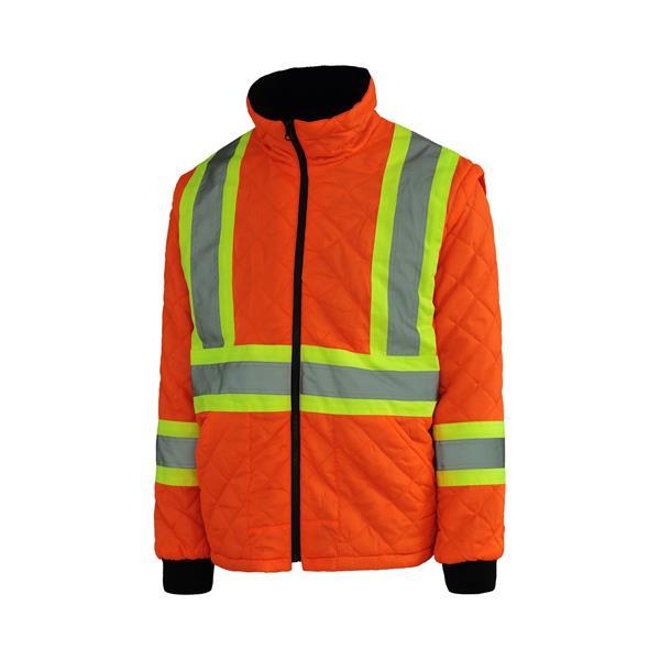 10/4 Job - Manteau de travail 25-005 pour homme