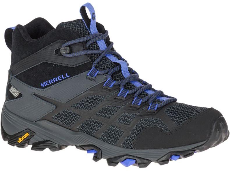Chaussures imperméable Moab FST 2 Mid pour femme Merrell