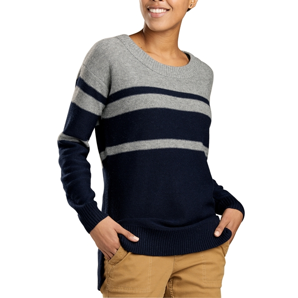 Toad and Co. - Women's Plateau Crew Sweater