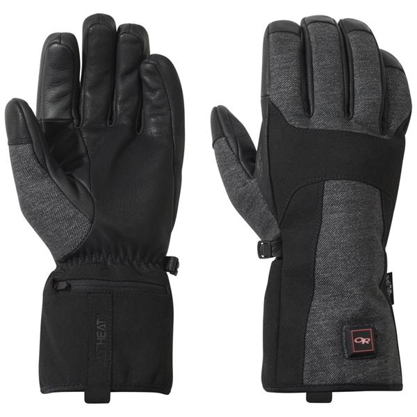 Outdoor Research - Gants chauffants Oberland Heated