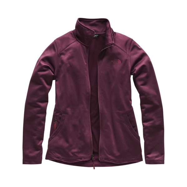 909898f190 Veste polaire Tech Mezzaluna Full Zip pour femme - The North Face ...
