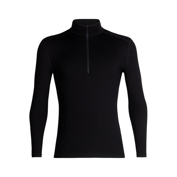 Icebreaker - Men's 260 Tech HZ Long Sleeve Shirt