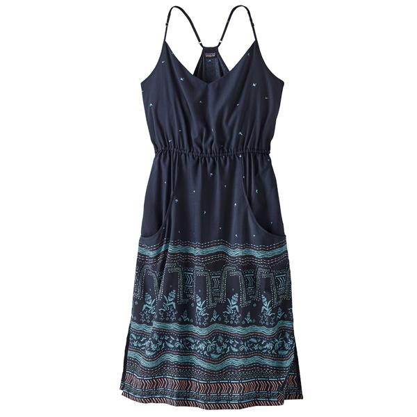 Patagonia - Robe Lost Wildflower pour femme