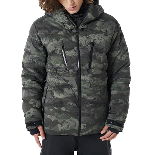 b74c8b10993e1 Oakley - Men s Ski Down Jacket 15K. Camouflage