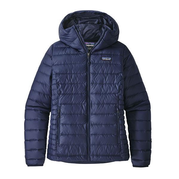 Patagonia - Manteau à capuchon Down Sweater pour femme