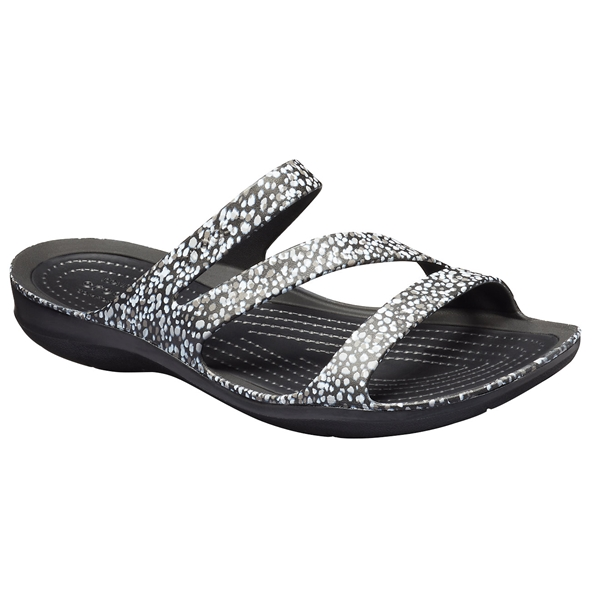 Crocs - Sandales Swiftwater Graphic pour femme