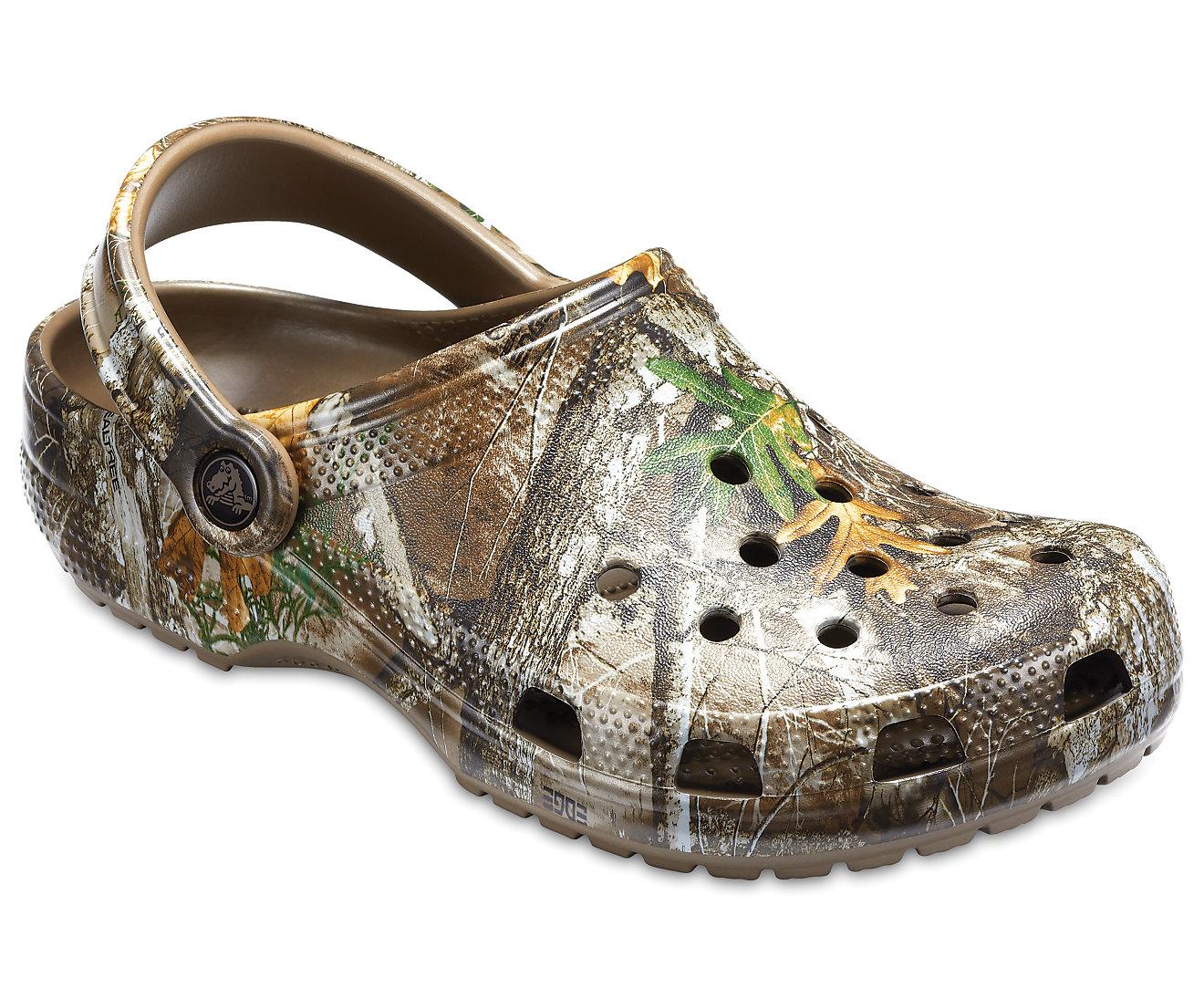 Chaussures Classic RealTree Edge Clogs Clogs Clogs pour homme Crocs Latulippe ff51f8