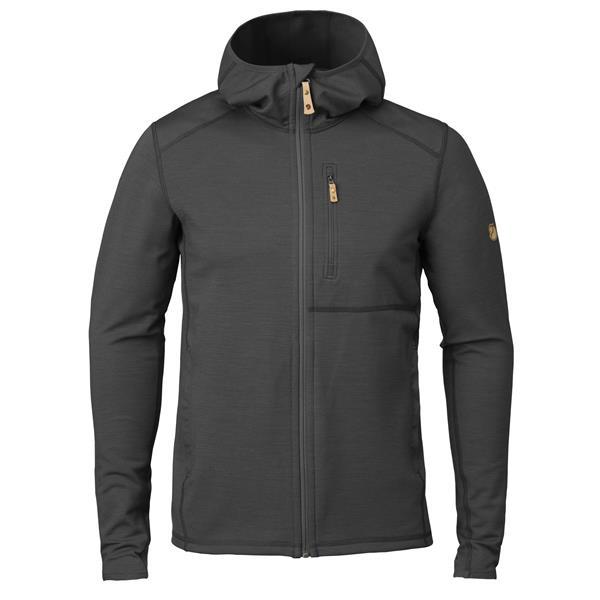 Fjällräven - Men's Keb Fleece Hooded Sweater