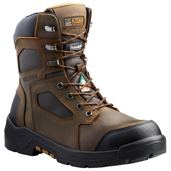 "Kodiak - Men's Axton 8"" Safety Boots"