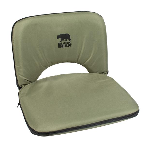 Black Bear - Padded Folding Seat