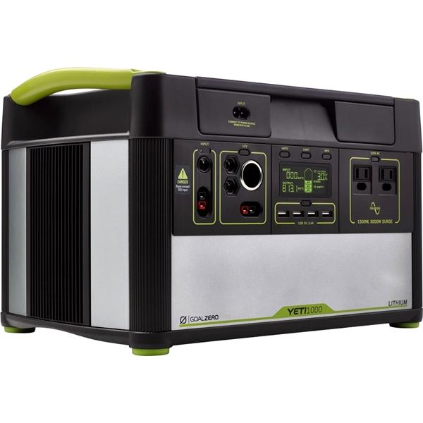 GoalZero - Génératrice portable Yeti 1000 Lithium