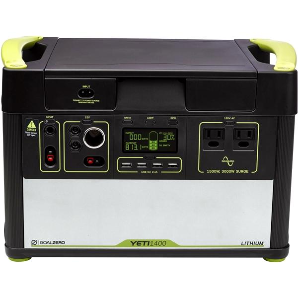 GoalZero - Génératrice portable Yeti 1400 Lithium