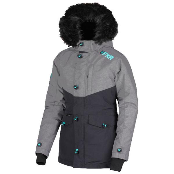 Parka Svalbard pour femme - FXR   Latulippe f2a74f80cf25