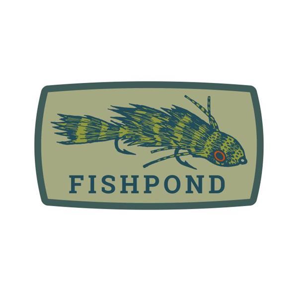 Fishpond - Autocollant Meathead