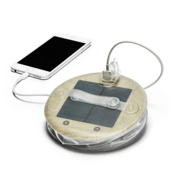 MPOWERD - Lanterne Luci Lux Pro et chargeur pour téléphone mobile