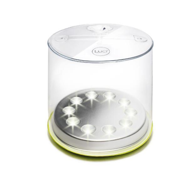 MPOWERD - Lanterne Luci Outdoor Pro 2.0 et chargeur pour téléphone mobile