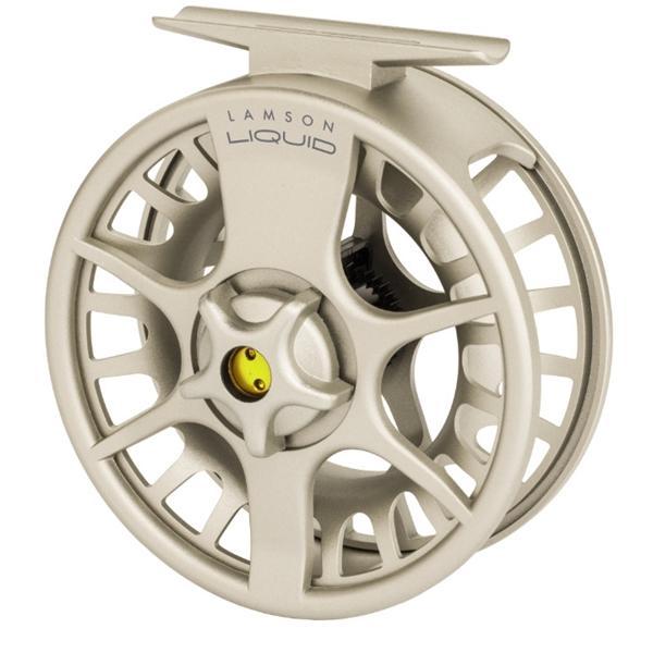 Waterworks Lamson - Liquid Pack Fly Fishing Reel and Spools