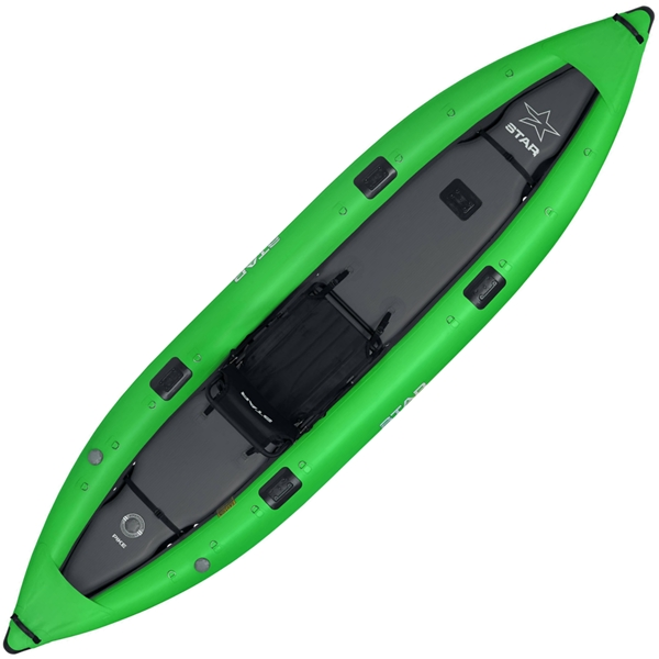 NRS - Star Pike Inflatable Fishing Kayak