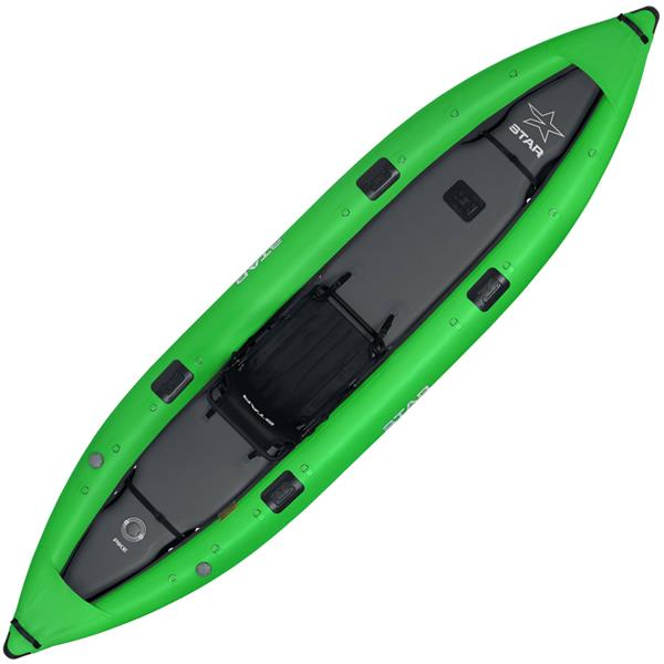 NRS - Star Pike Inflatable Fishing Kayak
