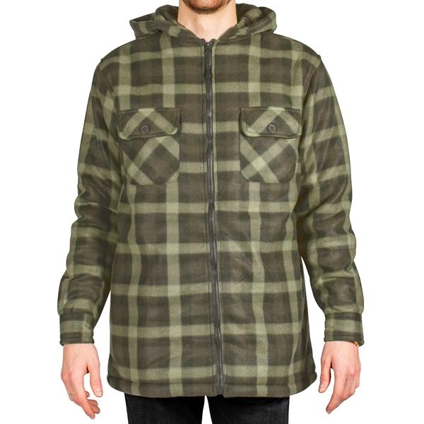 Misty Mountain - Men's Hooded Jacket
