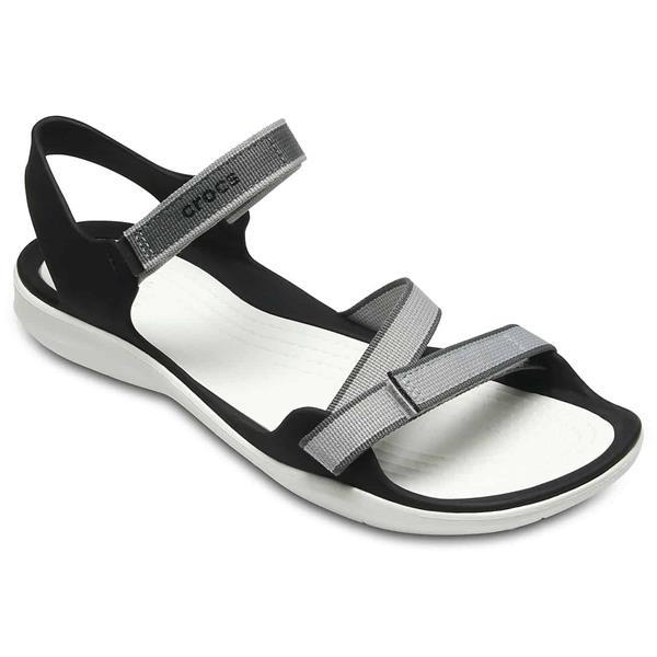 Crocs - Women's Swiftwater Webbing Sandals