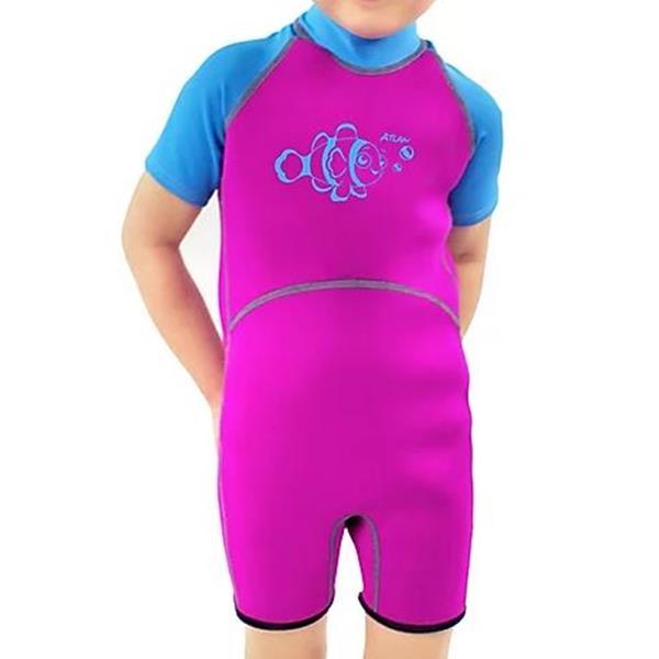 Atlan - Combinaison courte Cool Kids pour enfant