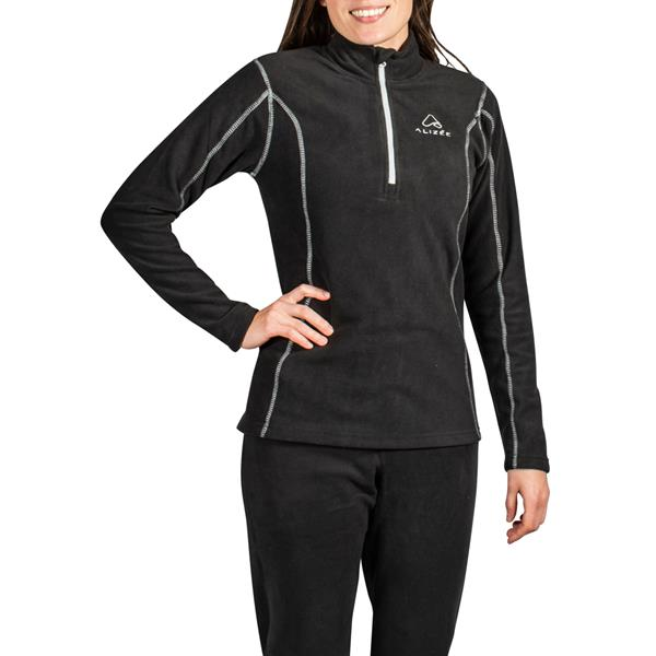 Alizée - Women's Latulippe Fleece Base Layer Shirt