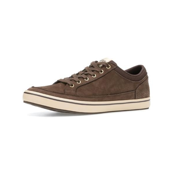 Xtratuf - Men's Chumrunner Leather Deck Shoes
