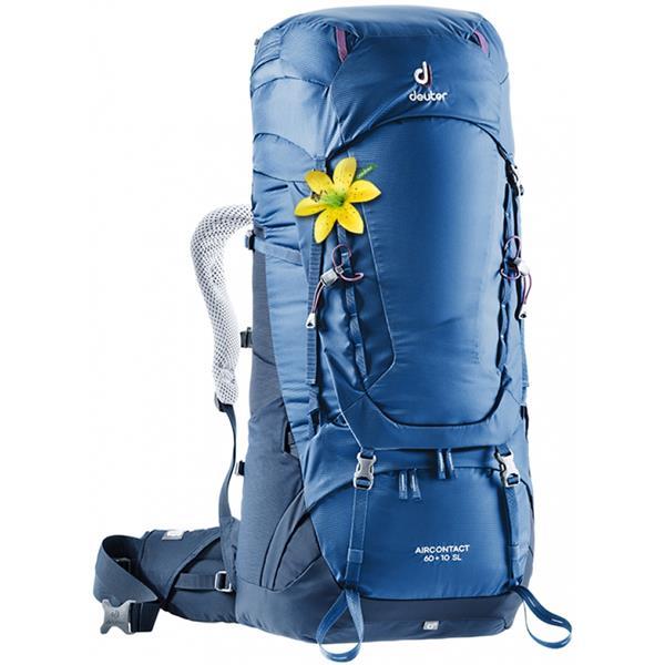Deuter - Women's Aircontact 60+10 SL Backpack
