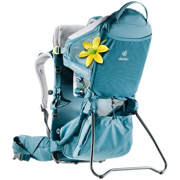 Deuter - Women's Kid Comfort Active SL Child Carrier