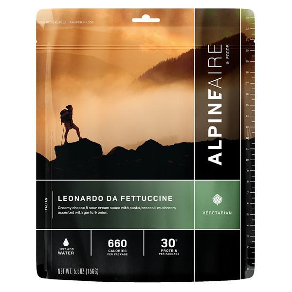 Alpine Aire Foods - Sachet de pâtes Leonardo da fettucine