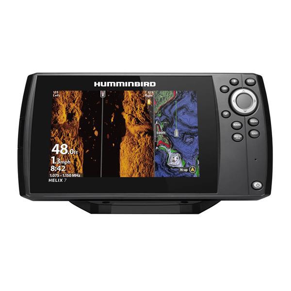 Humminbird - Helix 7 Chirp Mega SI GPS G3N